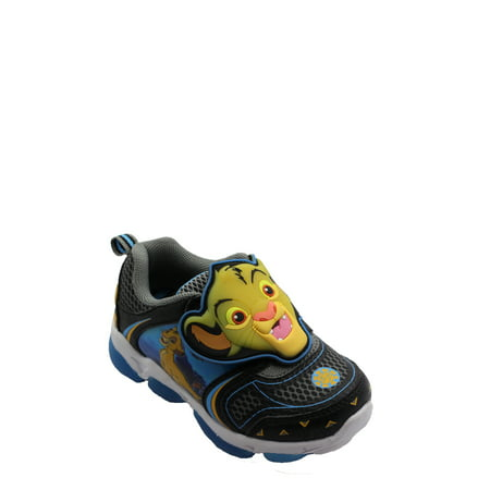 Lion King Toddler Boys' Athletic Sneaker