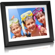 "Aluratek 15"" Digital Photo Frame with 2GB Built-In Memory and Matting (1024 x 768 Res) (4:3 Aspect Ratio)"