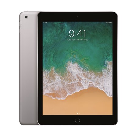 "Refurbished Apple Ipad Wifi 32gb Space Gray 9.7"" Retina Mp2f2ll/a"