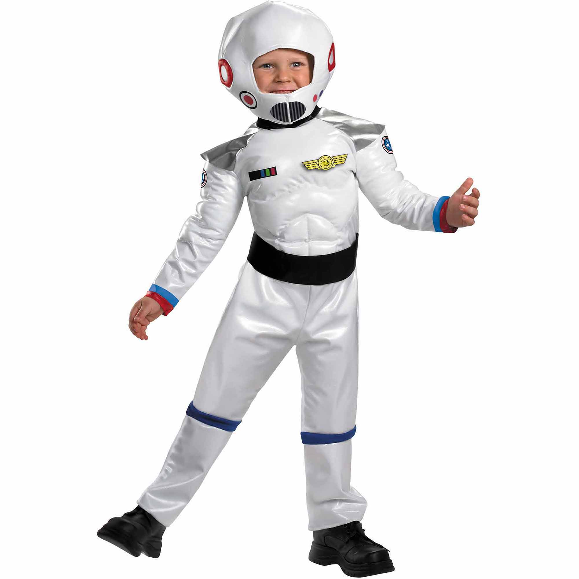 Blast Off Astronaut Child Halloween Costume