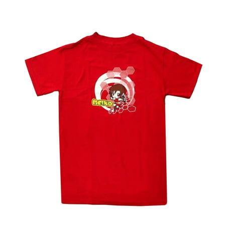 Hatsune Miku Meiko T-Shirt | 2XL (Hatsune Miku Costumes)
