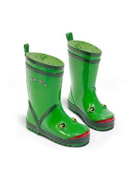 Kidorable Boys Rain Boots - Walmart com