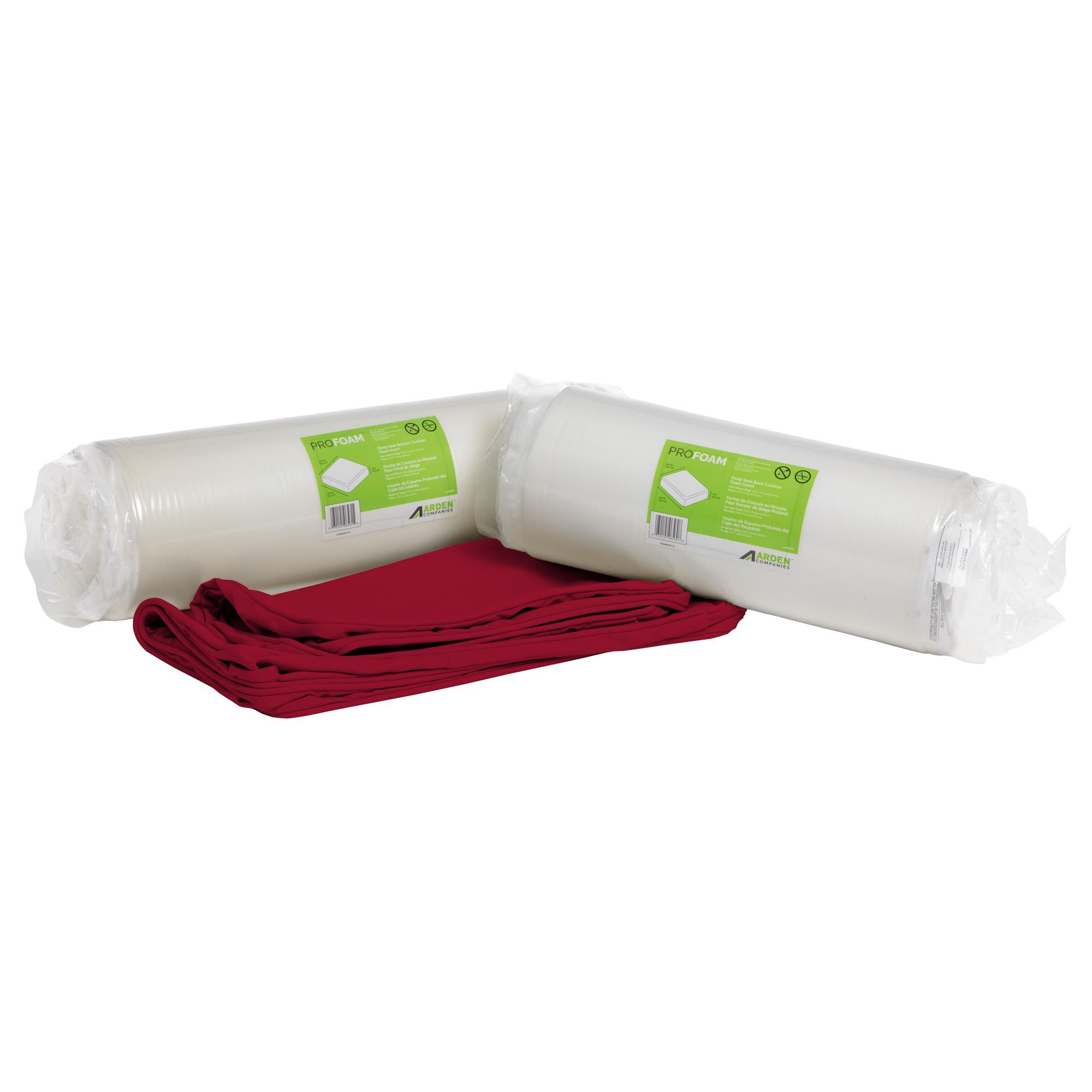 Arden Selections Profoam 42 X 24 In Acrylic Deep Seat Cushion Set Walmart Com Walmart Com