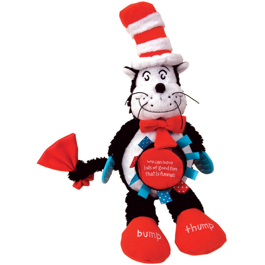 Cat in the hat toys valuable information