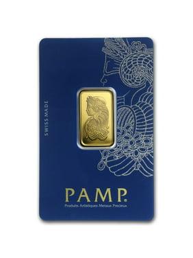 10 gram Gold Bar - Lady Fortuna Veriscan (In Assay)