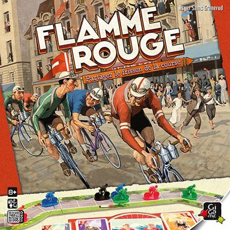 Randolph : Flamme Rouge (French game) - image 1 de 2