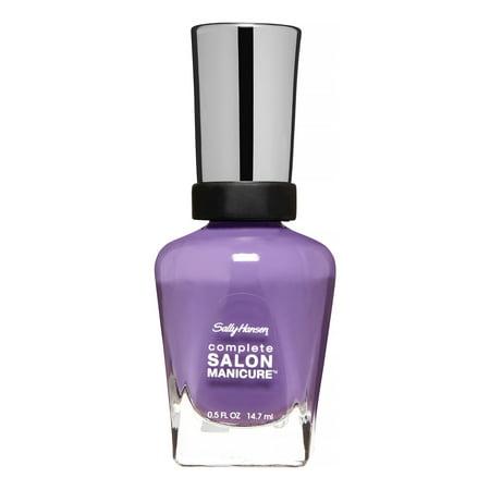 Sally Hansen Nail Hardener - Coty Sally Hansen Complete Salon Manicure Nail Polish, 0.5 oz