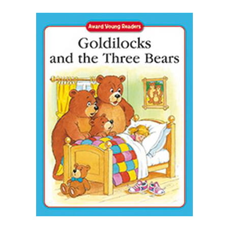 Goldilocks and the Three Bears : A Traditional Story with Simple Text and Large Type. for Age for $<!---->