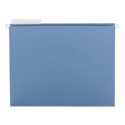 Smead Color Hanging Folders with 1/3 Cut Tabs