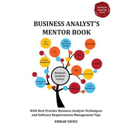 Business Analyst's Mentor Book : With Best Practice Business Analysis Techniques and Software Requirements Management