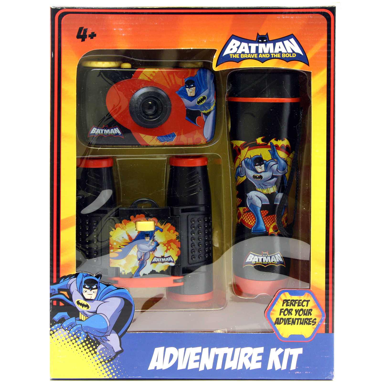 Batman The Brave and the Bold Adventure Kit