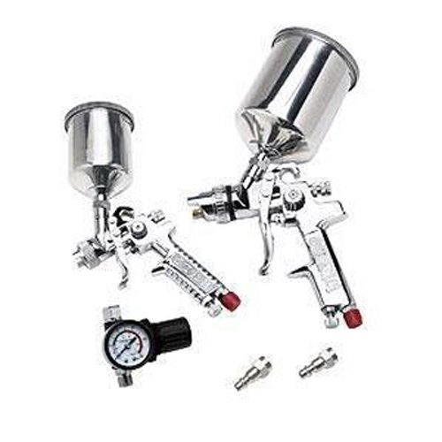 Performance Tool M503 2Pc HVLP Spray Gun Kit
