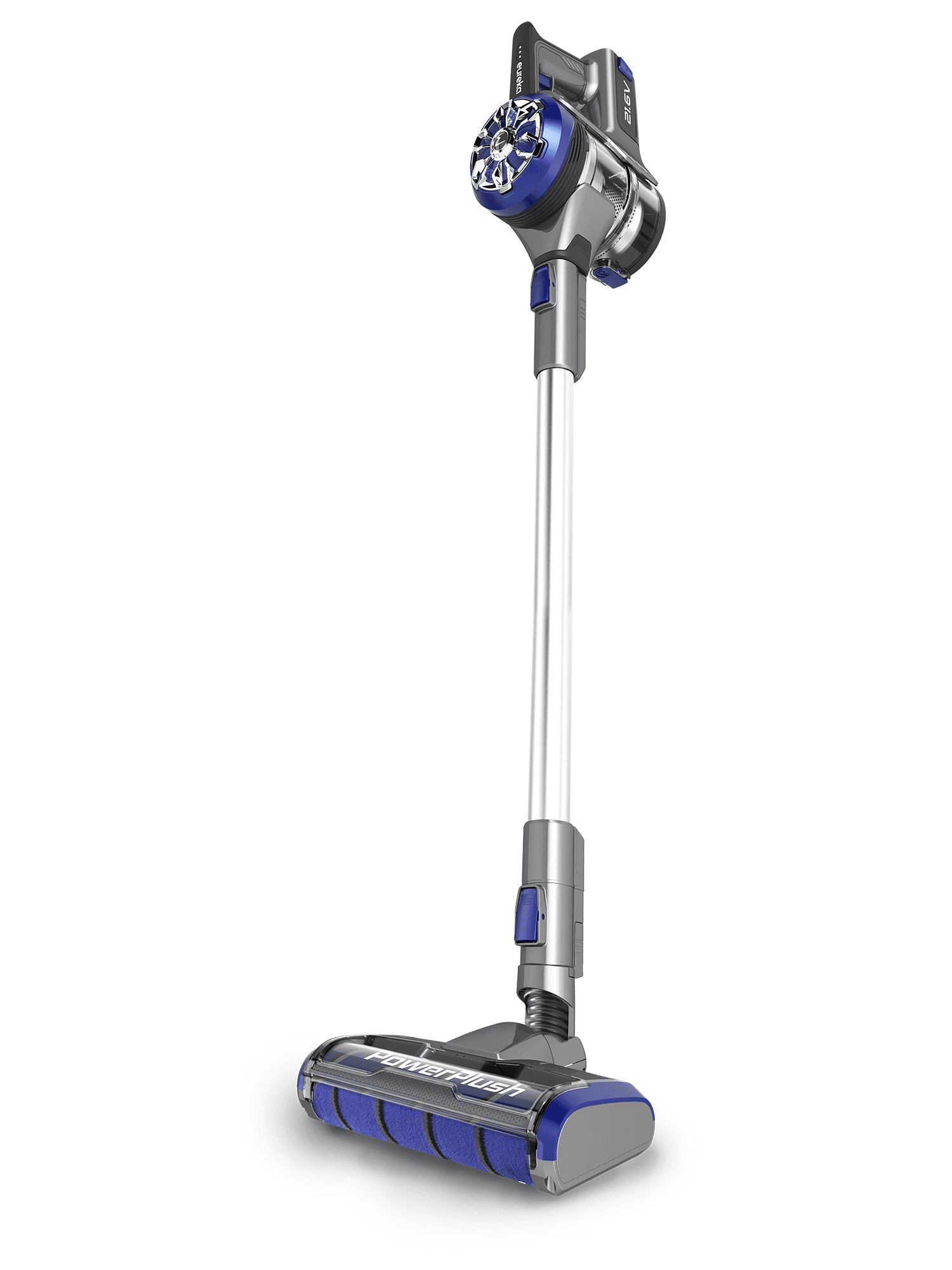 Eureka PowerPlush ($20 Rebate Available) Lightweight Cordless Vacuum NEC120 by Midea