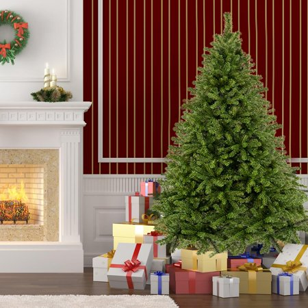 Zimtown Artificial Christmas Tree 8 FT