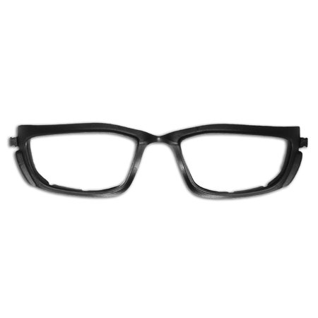 Kazbek XL Removable EVA Foam Gasket,, Removable Foam Gaskets are easy to apply with self-adhesive backings..., By Edge Eyewear Ship from US (Eye Wear Shop)