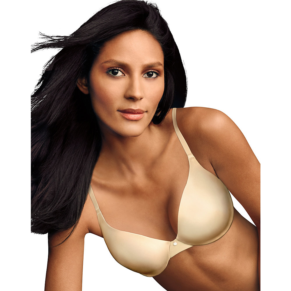 Maidenform Womens Smooth Comfort Embedded-Wire Demi Bra