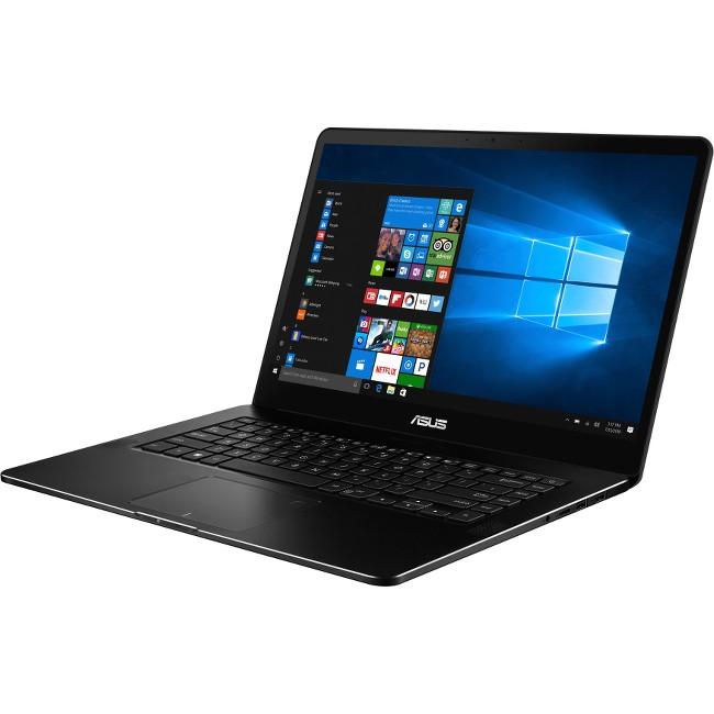 """ASUS ZenBook Pro Laptop 15.6"""", Intel Core i7-7700HQ, NVIDIA GeForce GTX 1050 Ti 4GB, 512GB SSD Storage, 16GB RAM, UX550VE-DB71T"""