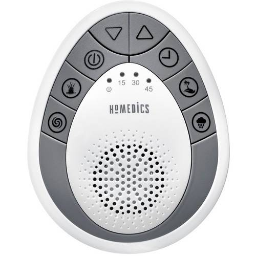 homedics sleep sound machine