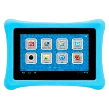 Fuhu Tablet PC Case - Tablet PC - Blue - Silicone