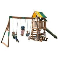 KidKraft Arbor Crest Deluxe Swing Set
