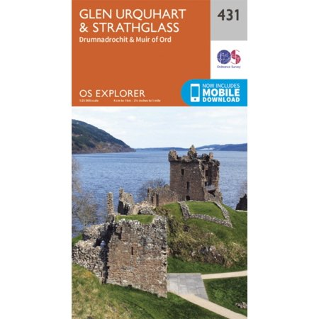 Os explorer map 431 glen urquhart and strathglass map walmart os explorer map 431 glen urquhart and strathglass map gumiabroncs Images
