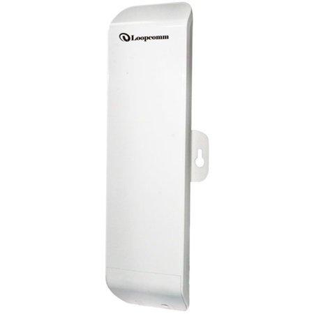 Premiertek Loopcomm Outdoor 5Ghz Wireless Cpe Ap Router Clint Bridge Repeater