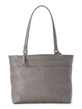 Time and Tru Tote with Pouch