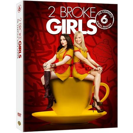 2 Broke Girls: The Complete Sixth - Broken Girl