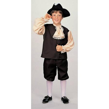 Colonial Boy Small - Colonial Dress