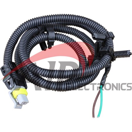 - Brand New Front Right/Passenger Side Anti-Lock Brake Sensor Wire Harness Abs Oem Fit ABS42