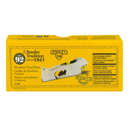 Stanley Shoulder/Chisel Plane, 1.0 CT