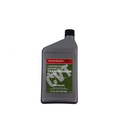Genuine Fluid 08200-9006 CVT-1 Continuously Variable Transmission Fluid - 1 QuartBetter fluidity at cold temperatures for easier starting By (2000 Honda Accord V6 Transmission For Sale)