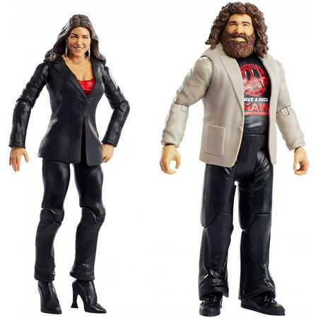 WWE Stephanie Mcmahon & Mick Foley - Womens Wwe Champion