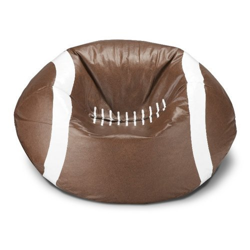 Ace Casual Furniture Football Bean Bag Chair