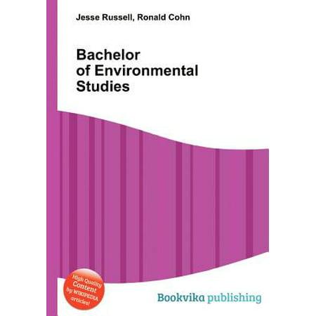 Bachelor Of Environmental Studies