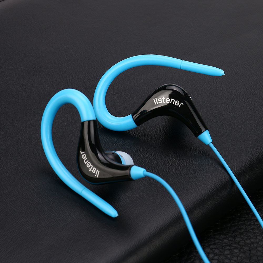 Hight Quality 3.5mm In-ear Earphone Stereo Headset Earbuds Headphone With Mic For iPhone