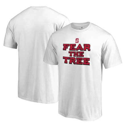 Stanford Cardinal Fanatics Branded Hometown Collection T-Shirt - White
