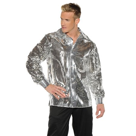 Disco Ball Shirt Adult Costume