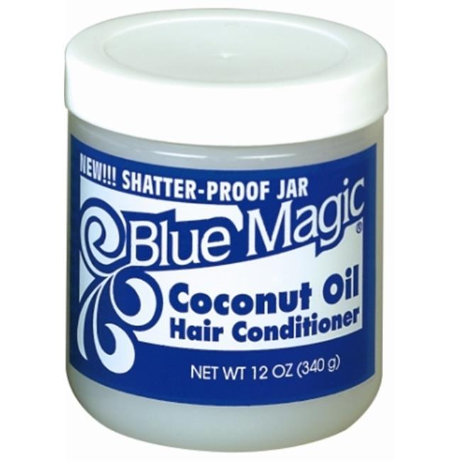 DDI Blue Magic Coconut Oil Hair Conditioner- Case of 12