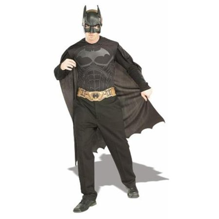 Batman Begins Costume Adult Accessory Kit One Size](Original Batman Costume For Sale)