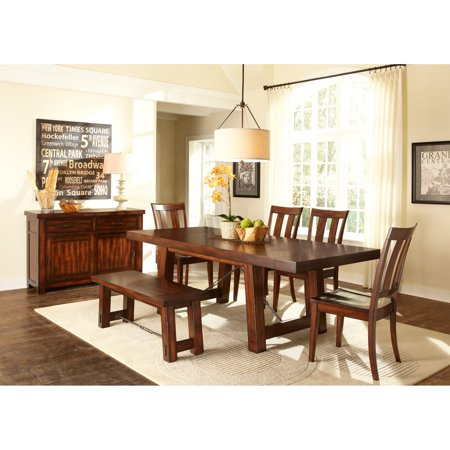 Liberty Furniture Tahoe Trestle Dining Table Collection Trestle Dining Table