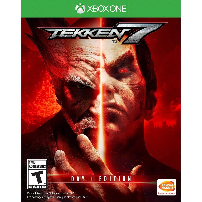 Tekken 7, Bandai/Namco, Xbox One, 722674220422