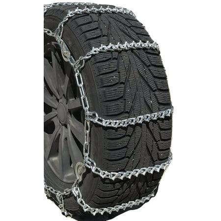 TireChain com 3810 255/70R-18, 255/70-18 VBAR Tire Chains, priced per pair