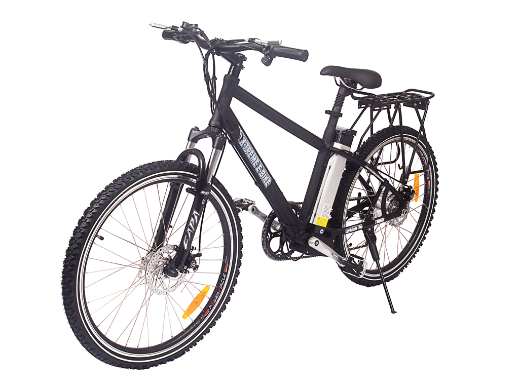 X-Treme Scooters Trail Maker Electric Mountain Bike-Black by X-Treme Scooters