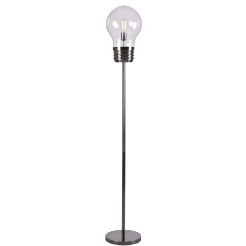 Kenroy Home Edison Floor Lamp, Antique Brass by Kenroy Home