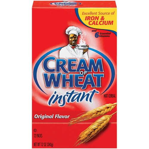 Cream Of Wheat Original Instant Hot Cereal, 12 Ct/12 Oz