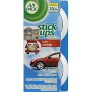 Air Wick Stick Ups Air Freshener, Crisp Breeze, 2 Count
