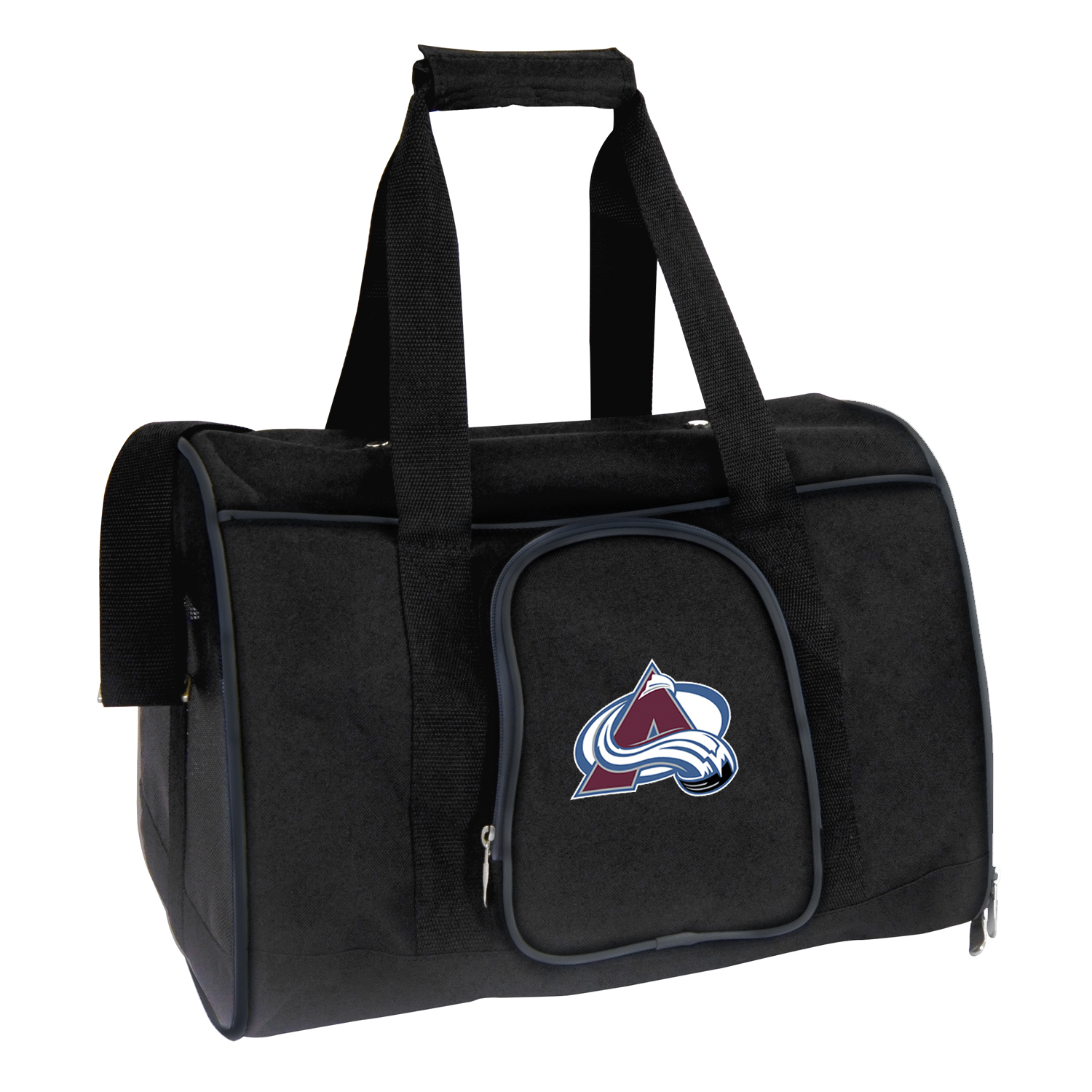 NHL Colorado Avalanche 16 in. Premium Pet Carrier