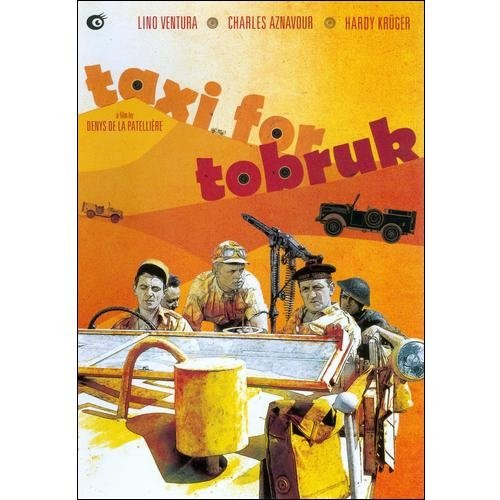 Taxi For Tobruk (Anamorphic Widescreen)