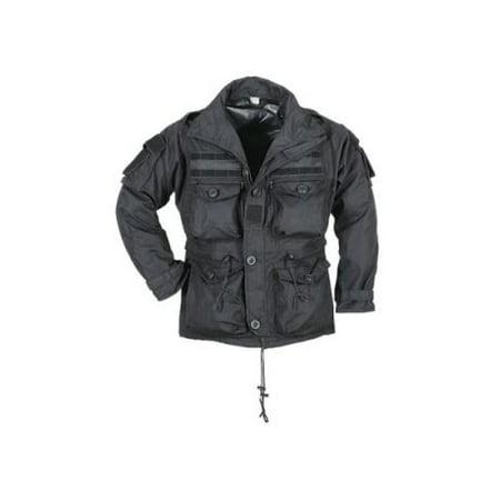 Voodoo Tactical Tac 1 Field Jacket, Black, XL - 20-938001096 Cover Cloth Field Jacket